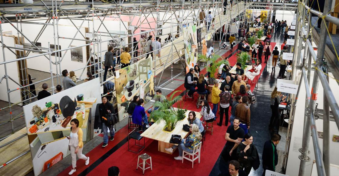 ¡Llega la 6ª edición de la Feria de Arte Material y acá te decimos qué habrá!