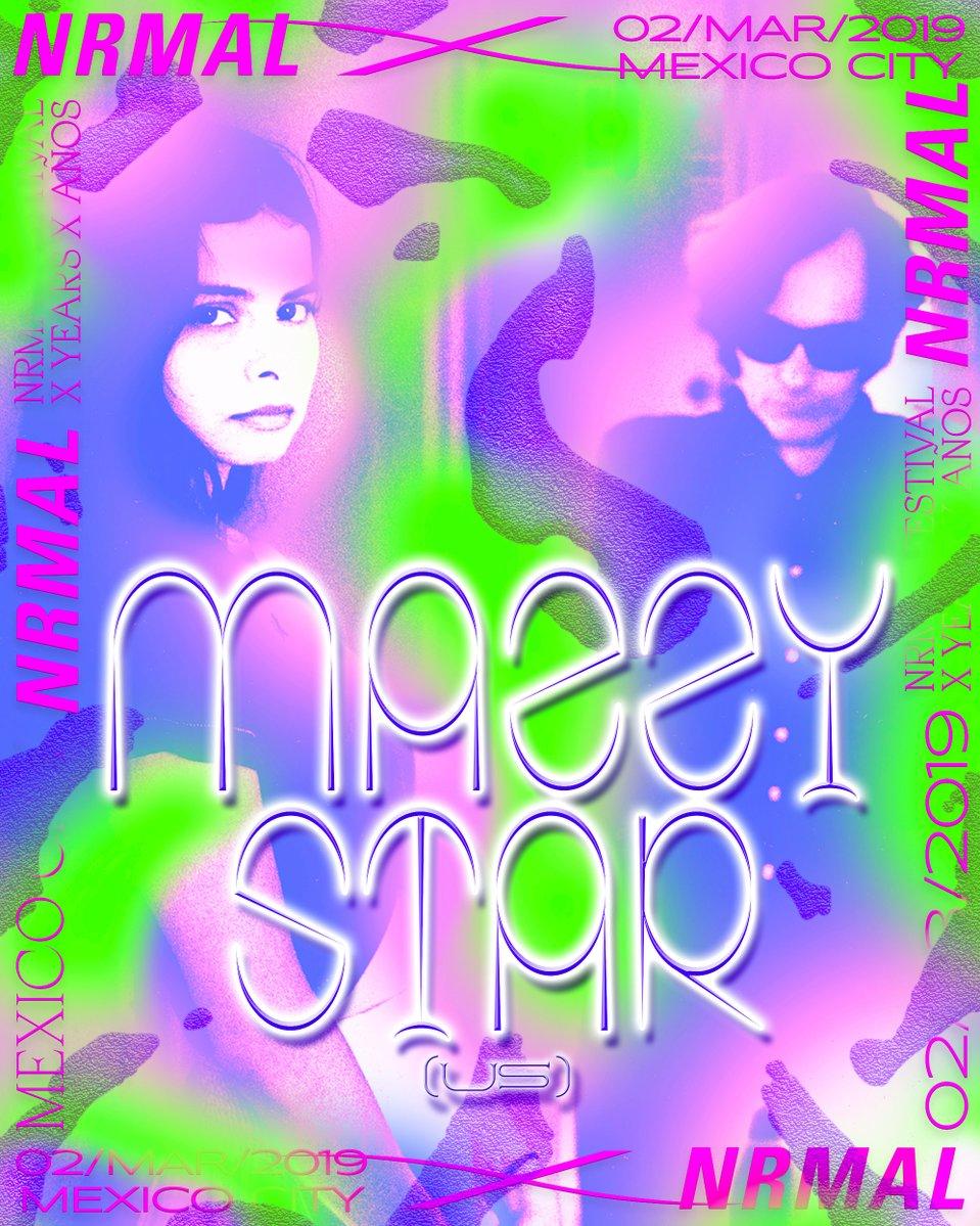 Faaade into you... ¡Mazzy Star por primera vez en México para los 10 años de Nrmal!