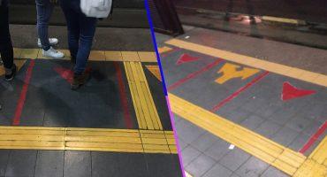 ¡Gracias! El Metrobús tendrá líneas de ascenso y descenso como en el Metro