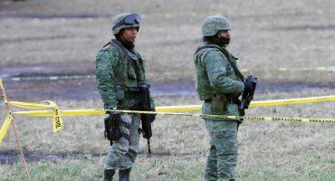 Aclara CNDH: no hay queja contra Ejército por caso Tlahuelilpan, sólo investigación de oficio