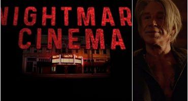 Mira la pesadilla de Mickey Rourke en el tráiler de 'Nightmare Cinema'