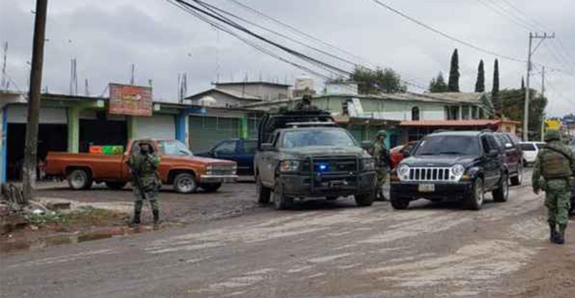 Secuestran a 3 soldados en operativo antihuachicoleo en Santa Ana Ahuehuepan, Hidalgo
