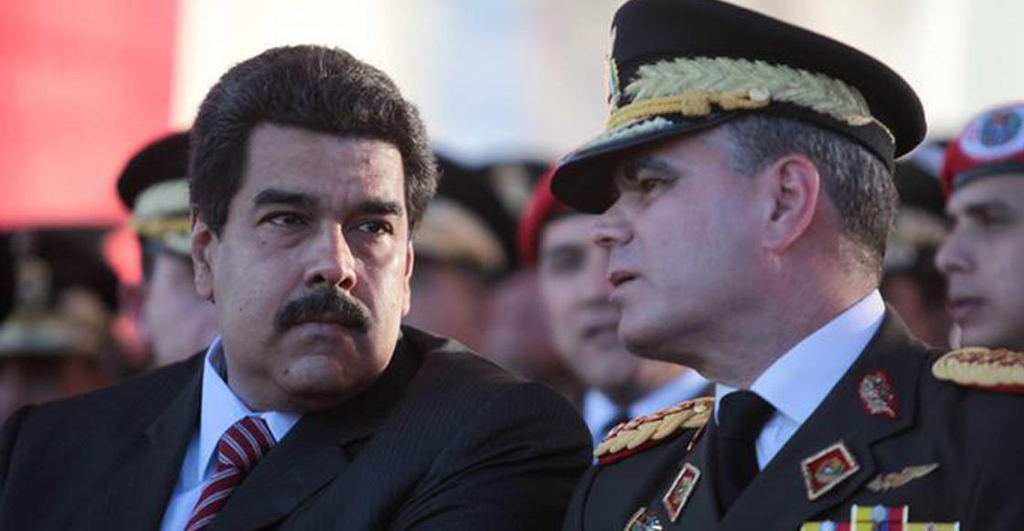 "Ministro de Defensa venezolano asegura que no aceptarán a un ""presidente autoproclamado"""