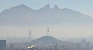 Por mala calidad del aire en zona metropolitana de Monterrey, autoridades activan alerta ambiental