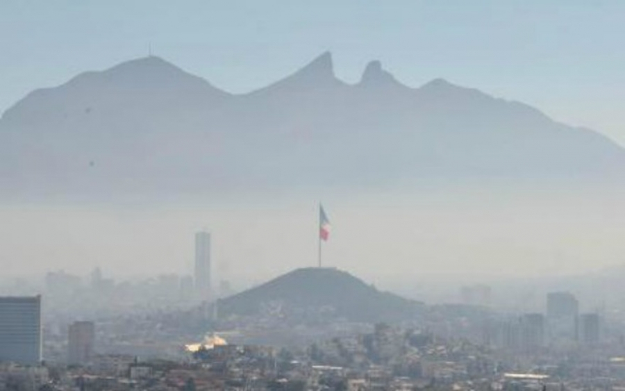 Alerta ambientan en Monterrey