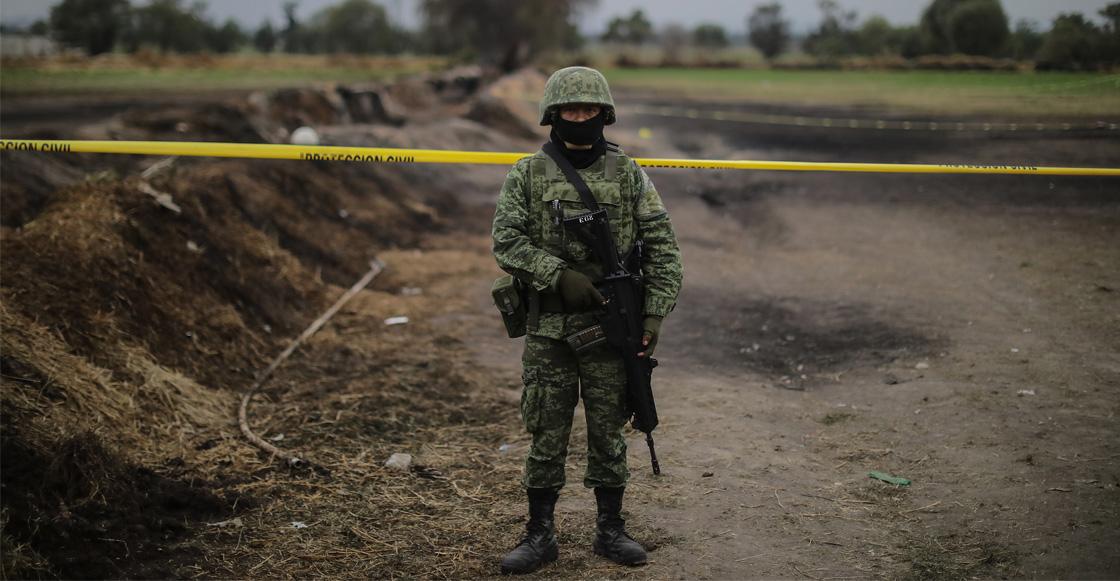 Ya van 91 muertos y 52 hospitalizados tras la explosión en ducto de Tlahuelilpan, Hidalgo