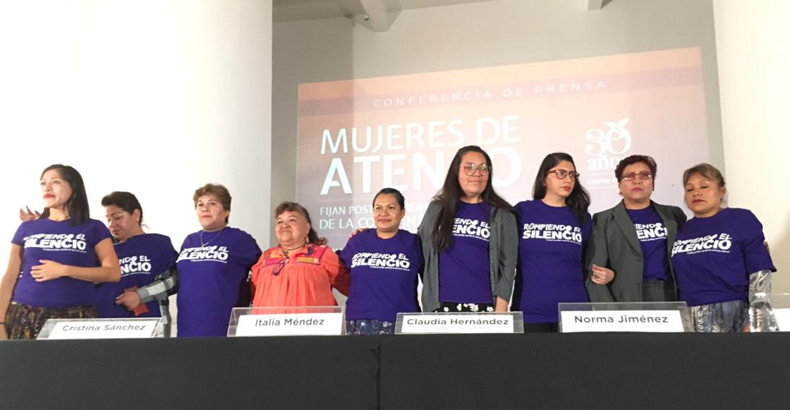 Mujeres de Atenco piden a AMLO cumplir con sentencia por violación sexual y tortura