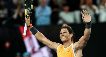 Abierto Mexicano confirma a Nadal en Acapulco y otros tres Top 10
