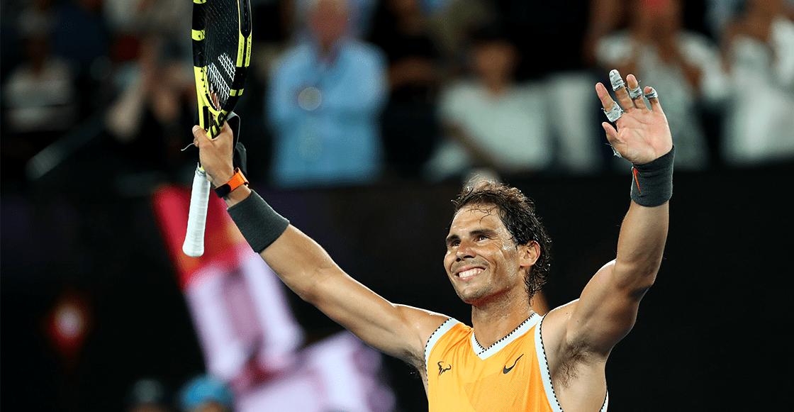 Nadal, Zverev y Anderson estarán en Acapulco
