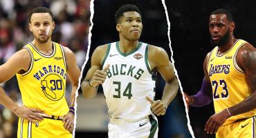 La NBA revela las quintetas del All Stars y el Oeste luce imponente