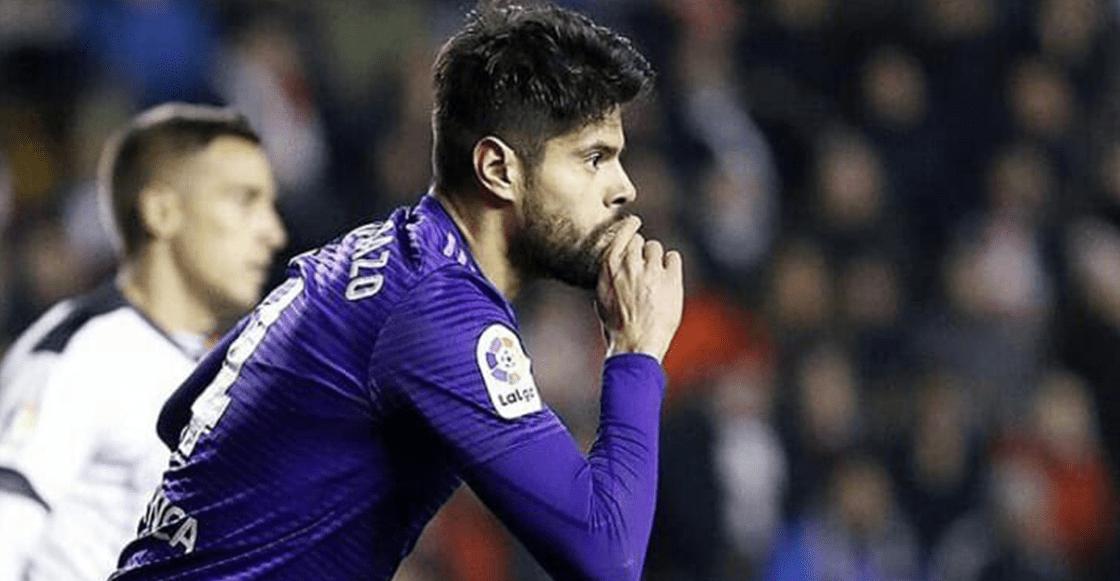 Néstor Araujo se estrena como goleador en España con el Celta de Vigo