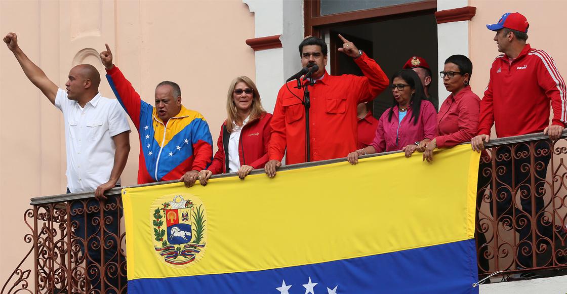 Colombia prohibe la entrada a más de 200 colaboradores cercanos de Nicolás Maduro