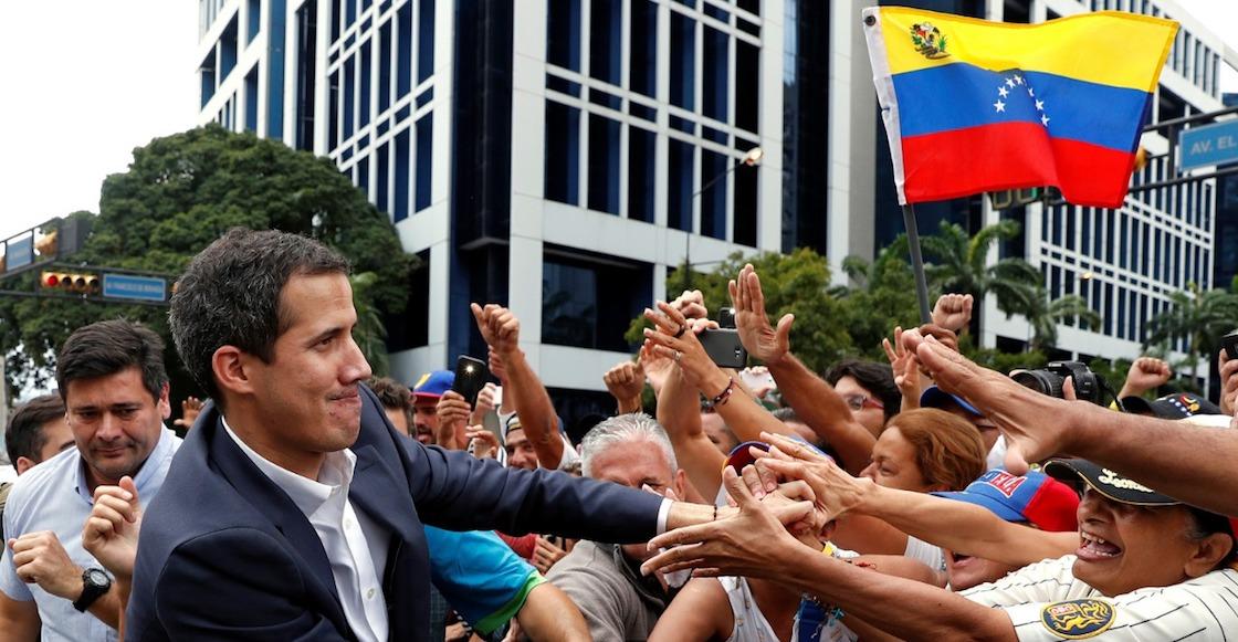 ¿Qué está pasando en Venezuela, qué es el 23E, y quién es Juan Guaidó?