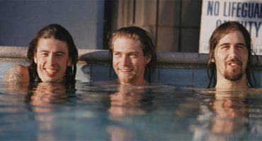 """Escucha el demo de """"Scentless Apprentice"""" que Krist Novoselic y Dave Grohl hicieron sin Cobain"""