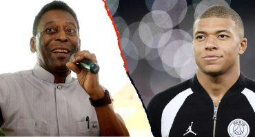 O'Rei eligió a Mbappé como sucesor:
