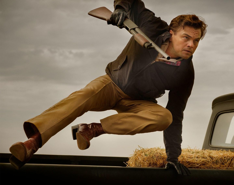 Vanity Fair publicó imágenes de la próxima película de Quentin Tarantino