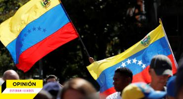 Con peras y manzanas: qué pasa en Venezuela con Guaidó y Maduro