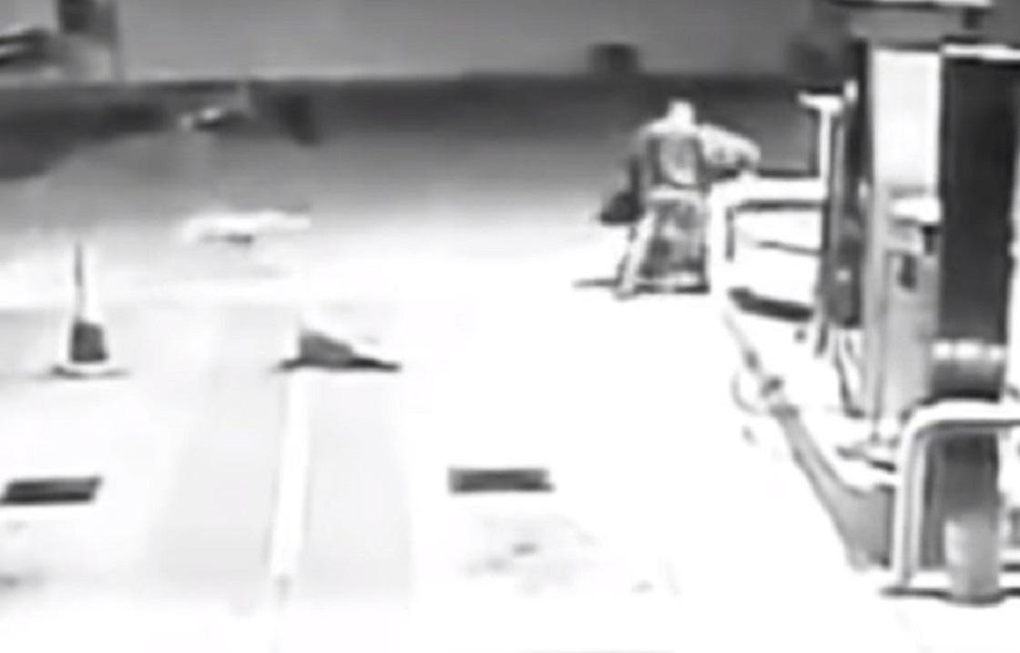 Historias de gasolineras - Perro detiene asalto