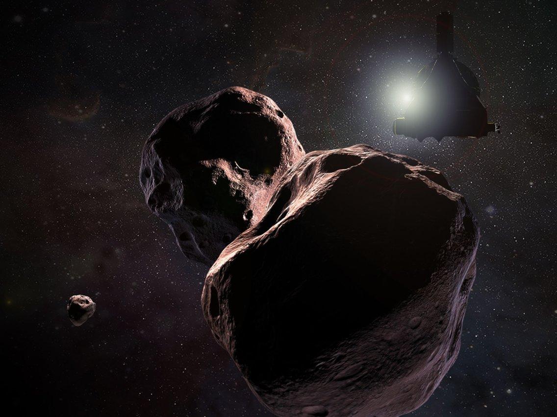 Estas son las primeras fotos del planeta más alejado de la Tierra