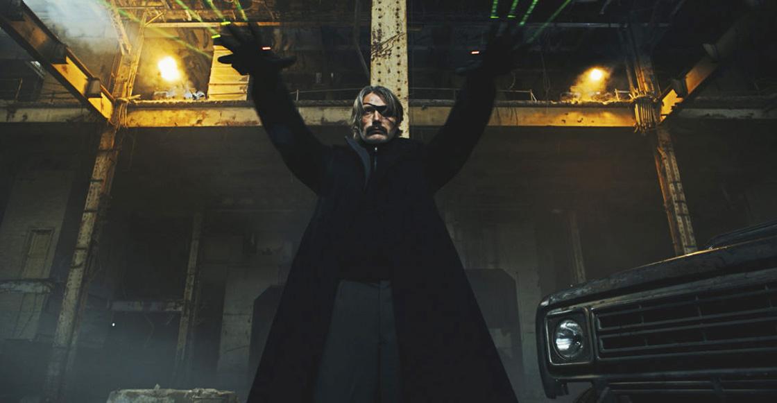 ¡La bala fría, papi! Netflix libera tráiler de 'Polar' con Mads Mikkelsen