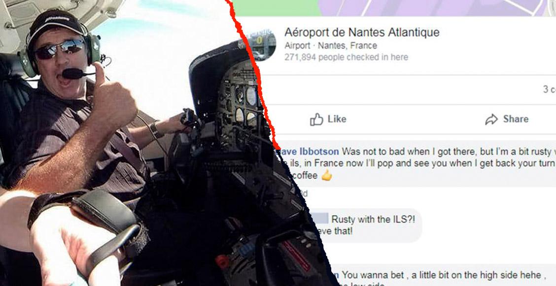 Revelan polémico post del piloto de la avioneta que llevaba a Emiliano Sala