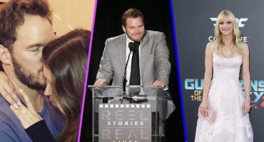'Anna Faris te quiso gordo': Internet reacciona al compromiso de Chris Pratt con Katherine Schwarzenegger