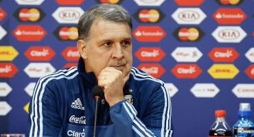 'Tata' Martino será presentado este lunes al mediodía como técnico de la Selección Mexicana