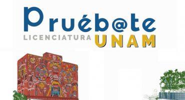 Pruéb@te UNAM: Váyanse calando con esta aplicación del examen de ingreso a la universidad