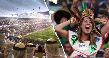 ¡Qatar, hermano, ya eres mexicano! Aficionados mexas no necesitarán visa para el Mundial del 2022
