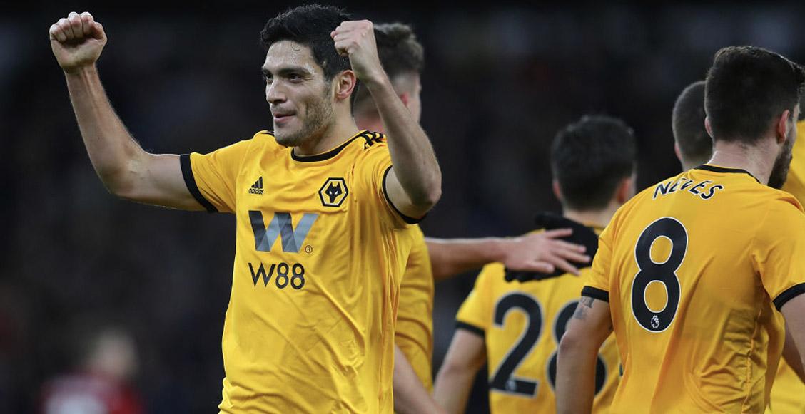 ¡FA Cup a la mexicana! Raúl Jiménez y sus 'Wolves' eliminaron al Liverpool