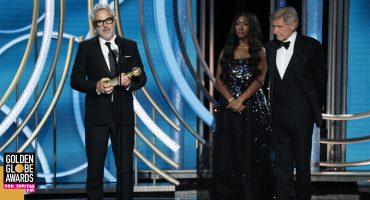 Mexicanos reaccionan al éxito de Alfonso Cuarón en los Golden Globes 2019
