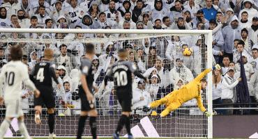La barrera que al fin superó el Real Madrid con Santiago Solari