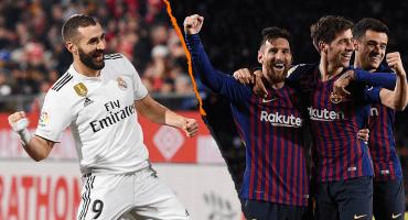 El Madrid cumple en la Copa y se cocina el primer clásico del año ante el Barcelona
