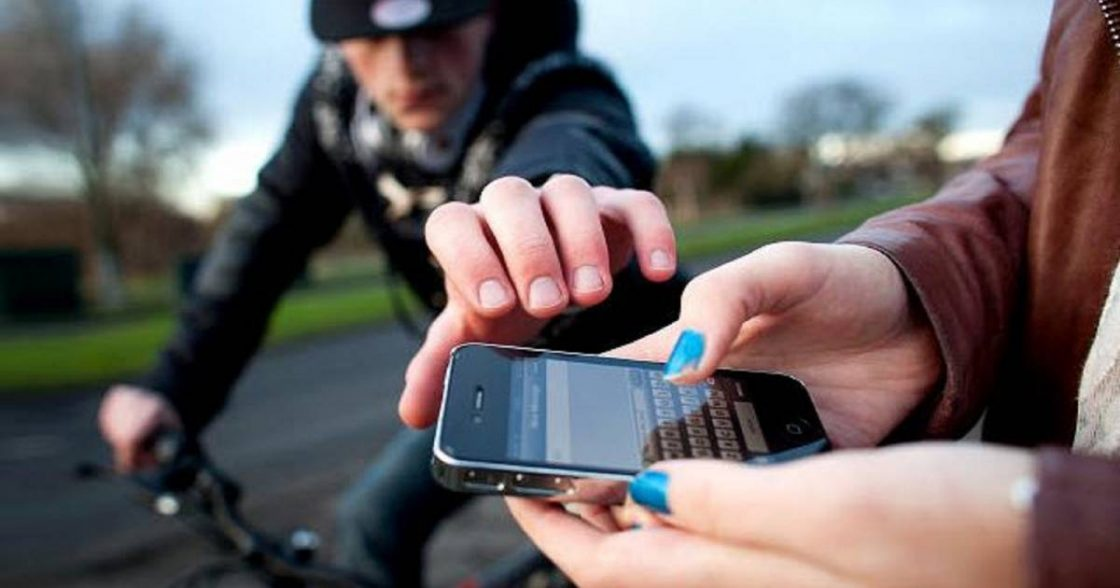 Las colonias donde más roban celulares en México