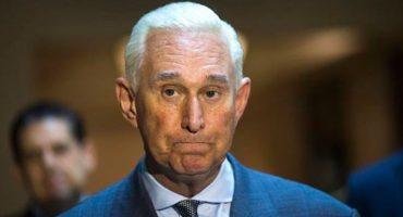 FBI detiene al exasesor de Trump, Roger Stone; se le relaciona con el