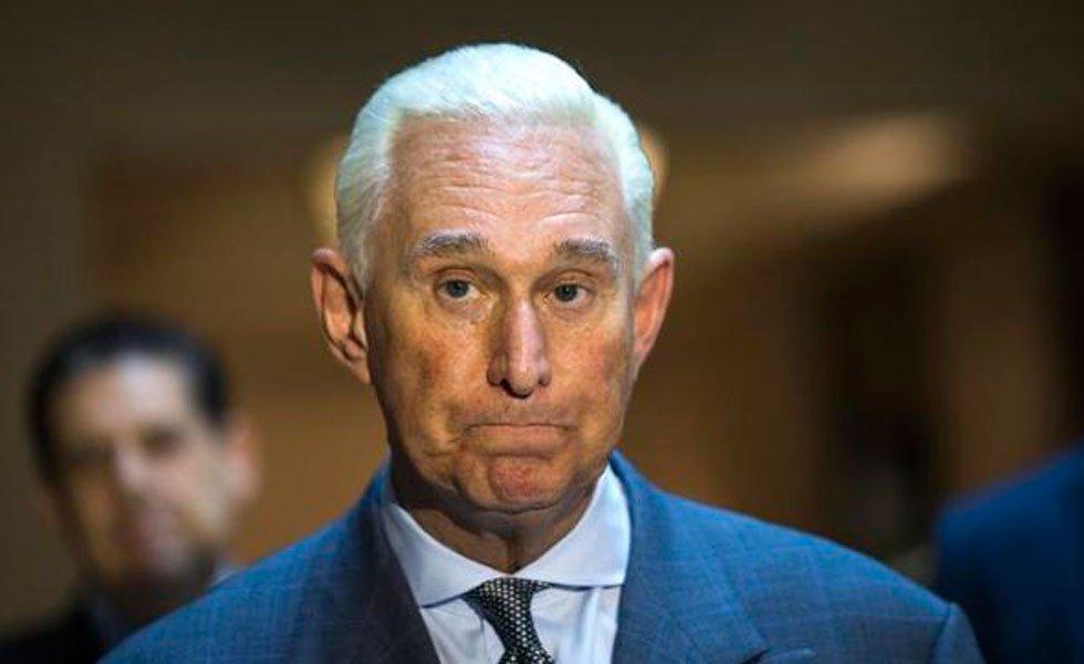 Roger Stone, exasesor de Trump