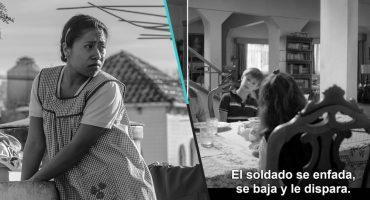 Causan indignación los subtítulos en 'español de España' de 'ROMA' en Netflix