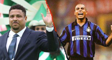"""Ronaldo Nazario: """"Me gustaría ser Presidente del Inter pero no tengo dinero"""""""