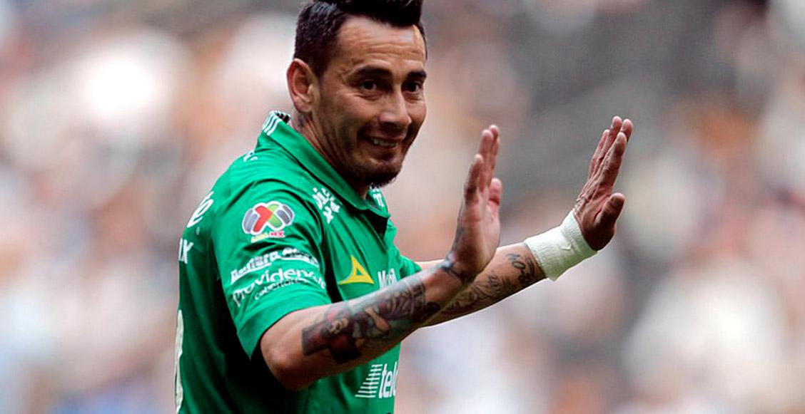 ¡Se prenden las alarmas! León anuncia baja de Rubens Sambueza por fractura