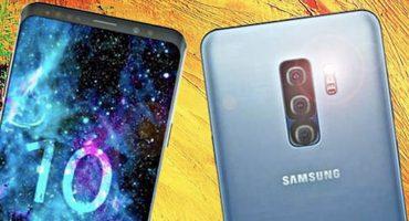 ¡Qué elegancia la de Francia! Se filtran fotos del nuevo Samsung Galaxy S10 😎
