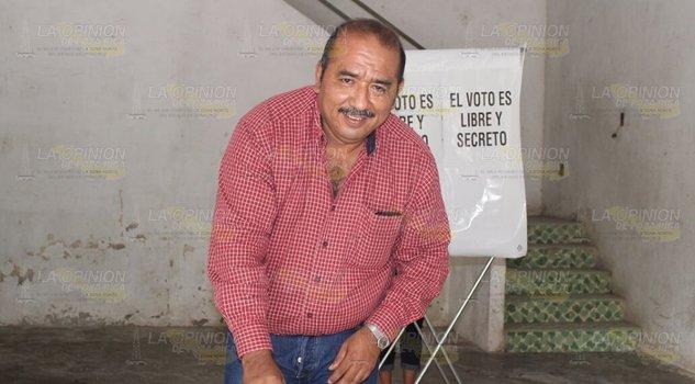 Saúl Zapata, excandidato a alcaldía de Gutiérrez Zamora