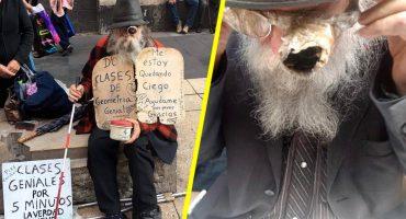 Internet se ha juntado para ayudar a este señor de la CDMX y volvemos a creer en la humanidad