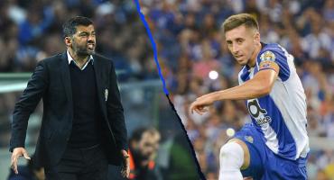 Esto es lo que dijo el técnico del Porto sobre el futuro de
