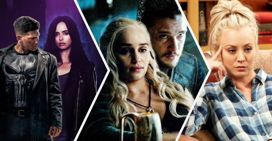 Las series que llegarán a su fin en el 2019