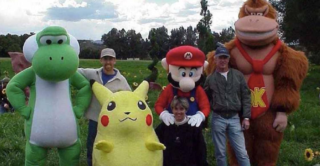 Recordemos el primer -y horrendo- promocional que Smash Bros lanzó hace 20 años