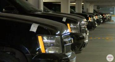 Para financiar Guardia Nacional, AMLO anuncia gran subasta de vehículos en Santa Lucía