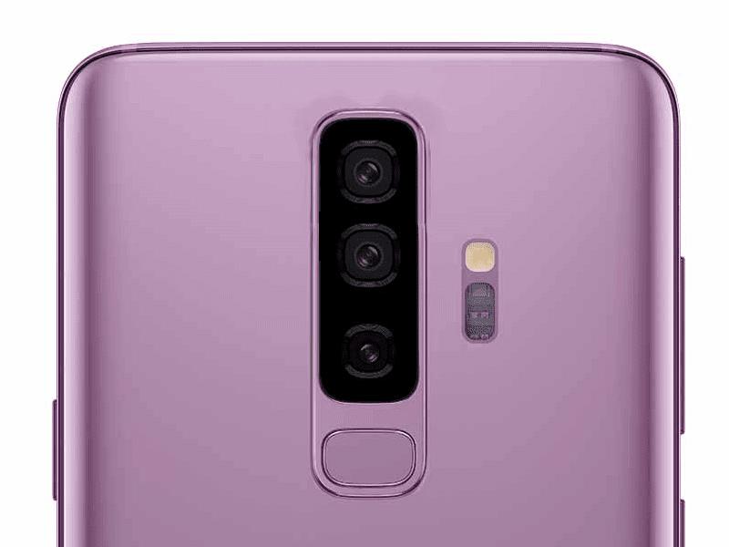 Se filtran fotos del nuevo Galaxy S10