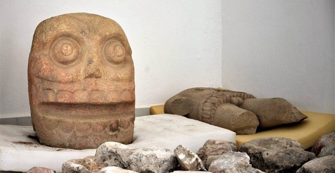 Templo de Xipe Tótec - México