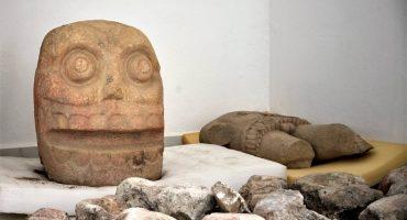 Hallan en México el primer templo de Xipe Tótec, dios del desollamiento