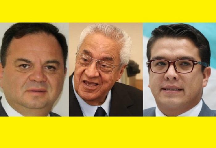 Terna gobierno interino de Puebla